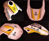 Adesivi moto R1200 GS 2008/2012 Giallo