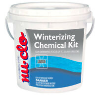 Nu-Clo Winter Chemical Winterizing Kit for Swimming Pools Up To 20,000 Gallons