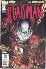 DC Universe Presents #1-8 (NM/MT 1st Prints) Deadman & Challengers of Unknown
