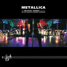 METALLICA - S&M - 2CD NEW SEALED 1999