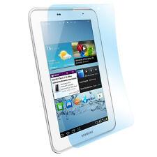 "Super Clear Schutz Folie Samsung Tab 2 7"" Durchsichtig Display Screen Protector"