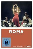 FELLINIS ROMA/DIGITAL REMASTERED - FELLINI,FEDERICO/MASTROIANNI,M.   DVD NEU
