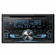 Kenwood DPX540BT Dual Din In-Dash CD AM/FM Receiver: USB Interface & Bluetooth