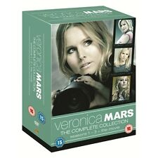 """VERONICA MARS COMPLETE SERIES COLLECTION 19 DISC DVD BOX SET R4 """"NEW&SEALED"""""""