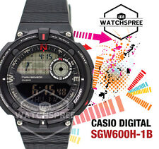 Casio Outgear Digital Watch SGW600H-1B