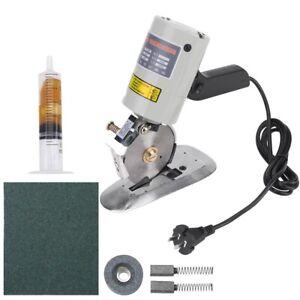Lederschneidemaschine, elektrische Klingen-Stoffschneider, runde Schere, Stoffsc