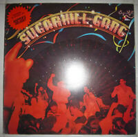 Sugarhill Gang - Sugarhill Gang   [1980 LP Gatefold Rap Hip Hop Funk Soul Disco]
