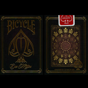 BRAND NEW CARDS -  Bicycle One Million Deck (Red) by Elite Playing Cards