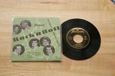 Bill Haley and his Comets ; Rockn'n Roll   EP    rockn roll
