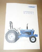 FarmTrac 625 Operator's Manual