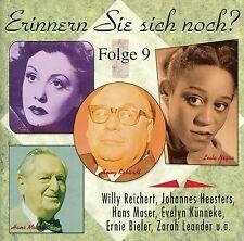 CD-Erinnern Sie Sich Noch-Folge 9- 2627792-1991-Willy Reichert-Johannes Heesters
