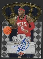2009-10 CROWN ROYALE #119 TERRENCE WILLIAMS - AUTOGRAPH - ROOKIE CARD   /599