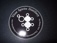 VITAE SPIRITS DISTILLERY Virginia spirits STICKER decal craft beer brewery