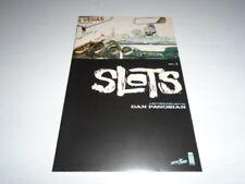 Slots 1 ASHCAN (Image Comics) Aug 2017 DAN PANOSIAN