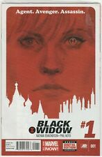 Black Widow # 1 2014 Nm Marvel Edmondson Noto