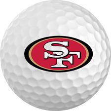 San Francisco 49ers Titleist ProV1 Refinished NFL Golf Balls 12 Pack