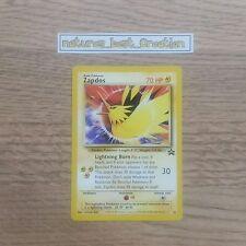 Zapdos Promo No 23 Pokemon Card, Black Star Set, Rare Collectable, WOTC