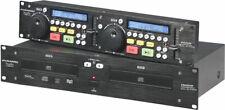Pyramid PRCD25M Professional Dual MP3 Player w/ Jog Dial