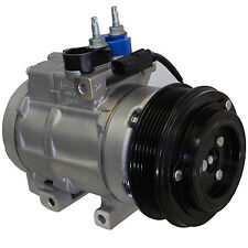 DENSO 471-6051 New Compressor And Clutch