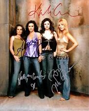 CHARMED CAST REPRINT AUTOGRAPHED SIGNED 8X10 PICTURE PHOTO ALYSSA MILANO TV SHOW