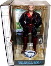 DC Comics Superman General Zod 12 Inch Figure Movie Masters Exclusive MIB Matty