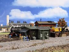 Vollmer 7554, N Zubehör Bausatz, Kohlen- und Brennstoffhandlung 1:160, Neu 2014