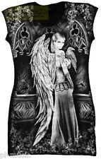 = women's tunic DARK ANGEL - size Small tunika damska /gothic=
