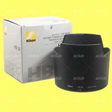Genuine Nikon HB-38 Bayonet Lens Hood AF-S VR Micro 105mm f/2.8G IF-ED