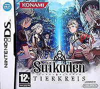 Suikoden: Tierkreis (Nintendo DS, 2009) - European Version