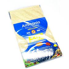 Ammonia Minus Media Filter Sponge Remove NH4 - Aquarium Zeolite Roam  Fish Tank