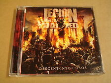 CD / LEGION OF THE DAMNED - DESCENT INTO CHAOS