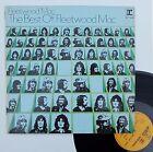 "Vinyle 33T Fleetwood Mac ""The best of Fleetwood Mac"""