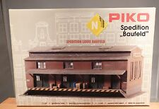 "Piko N 60015  Bausatz ""Spedition Baufeld""      NEU & OVP"
