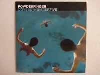 POWDERFINGER : ODYSSEY NUMBER FIVE (11 TITRES) ♦ CD Album Promo ♦