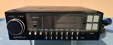 New listing Rare Old School Alpine 3015 Car Stereo Pre-Amp Graphic Equalizer