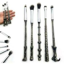 5PCS Harry Potter Wizard Wand Make Up Brushes Magic Brushes Collection Gifts
