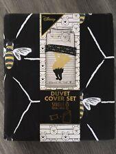 DISNEY WINNIE THE POOH REVERSIBLE SINGLE DUVET COVER SET BNWT