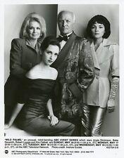 ANGIE DICKINSON BEBE NEUWIRTH KIM CATTRALL PORTRAIT WILD PALMS 1993 ABC TV PHOTO