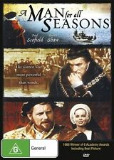 A Man For All Seasons DVD BRAND NEW SEALED