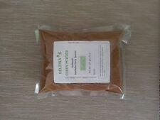 Delzina's 100% Authentic Seychelles Roasted Curry Powder NO SALT- 227 gm/ 8 oz.