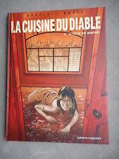 MARIE KARL T. LA CUISINE DU DIABLE TOME 2 LE FESTIN DES MONSTRES EO ETAT NEUF
