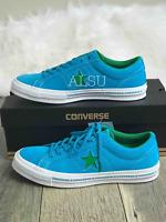 Sneakers Men's Converse One Star Suede 159813C Ocean Blue Low Top
