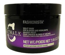TIGI - Catwalk Fashionista Violet Mask for Blondes 7 oz