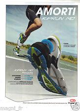 Publicité 2014 - KALENJI - Kiprun MD