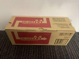 Kyocera TK-584 Magenta Cartridge