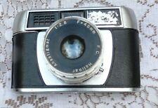 HALINA PAULETTE ELECTRIC Halinar Anastigmat 1:2.8 f=45mm Vintage Camera -HK