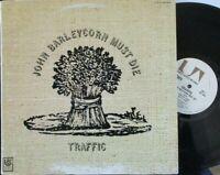 TRAFFIC ~ John Barleycorn Must Die ~ GATEFOLD VINYL LP - USA PRESS