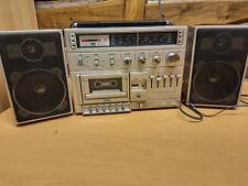 Studio Music-Master - 4 Band Stereo Radio Recorder