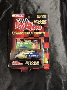 NASCAR 2002 Premier Series #48 Lowes R