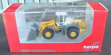 Herpa Liebherr Diecast Vehicles